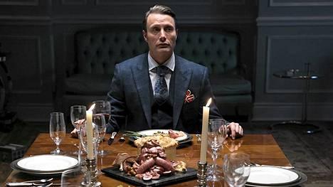 Mads Mikkelsenin näyttelemän Hannibal Lecterin lihaherkut eivät kestä päivänvaloa.