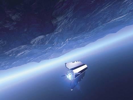 Goce-satelliitti laukaistiin avaruuteen Arkangelistä vuonna 2009. Se syöksyi mereen aikaisin maanantaina Suomen aikaa.
