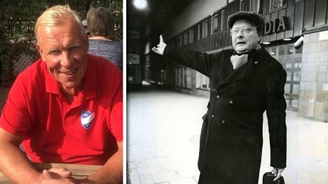 """Jukka Airanne oli kesätöissä Tukholmassa vakuutusyhtiö Skandian kirjapainossa 1983. Samassa paikassa työskenteli """"Skandia-miehenä"""" tunnetuksi tullut Stig Engström, jonka pääsyyttäjä Krister Pettersson nimesi keskiviikkona Olof Palmen murhasta epäillyksi."""