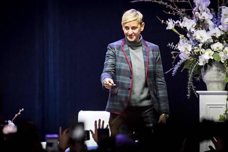 Ellen DeGeneresin tähänastinen ura on ollut sarja onnistumisia ja menestystä.