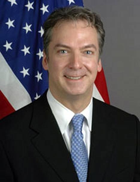 Eric John on toiminut USA:n suurlähettiläänä Thaimaassa vuodesta 2007.
