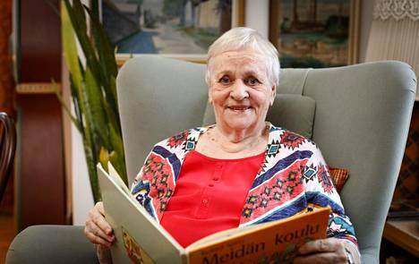 Eila Roine nähtiin Pikku Kakkosessa vuosina 1996–2013.