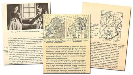 Finnlands Lebensraum -teos perustelee Suomen elintilavaatimusta monisanaisesti ja tieteenomaisten esitysten voimin. Kirjasta tehtiin perusversio sekä salatumpi rankempi versio.