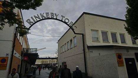 Rinkeby on yksi Ruotsin pääkaupungin Tukholman kaupunginosista.