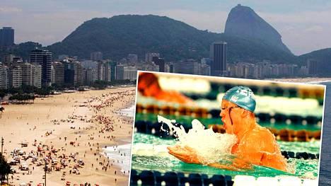 Jani Sievisen unelmamatkalta vaikuttanut kisareissu Rioon jäi haaveeksi.