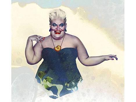 Ursula (Pieni merenneito)