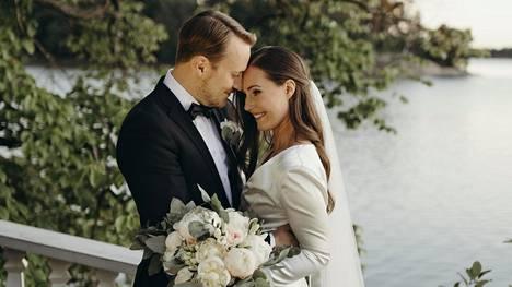 Sanna Marin ja Markus Räikkönen ovat menneet naimisiin.