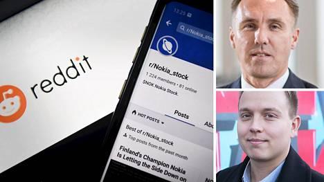Sijoitusasiantuntijat kommentoivat Taloussanomille Nokiaan liittyvää buumia.