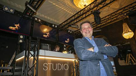 Jethro Rostedt avaa uuden Studio-yökerhon Turun keskustaan.
