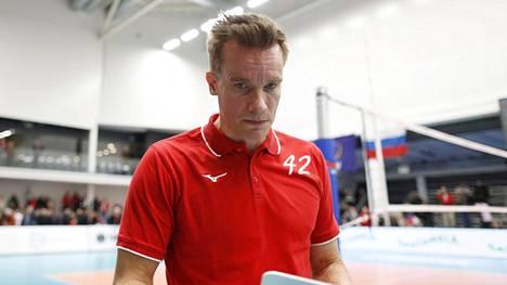 Kovassa nosteessa oleva Tuomas Sammelvuo vahvasti ehdolla Venäjän päävalmentajaksi: