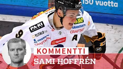 Jesse Puljujärvi on hakenut uutta vauhtia NHL-uralleen Kärpistä.