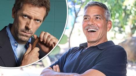 Oscar-palkittu näyttelijä, ohjaaja ja YK:n rauhanlähettiläs George Clooney kertoo uudesta sarjastaan. Hänen on uutisoitu saapuvan lokakuussa Suomeen puhujaksi Nordic Business Forumiin.