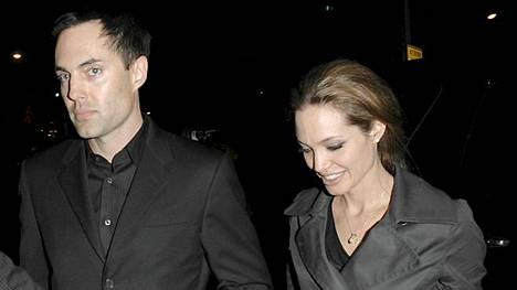James Haven ja Angelina Jolie
