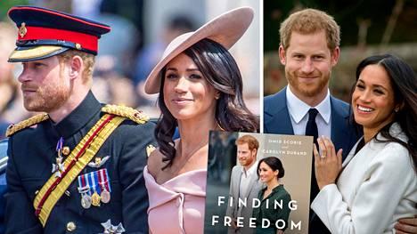 Sussexin herttuapari lähti hovista ovet paukkuen maaliskuussa. Lähdön syitä puidaan elokuussa julkaistavassa paljastuskirjassa.