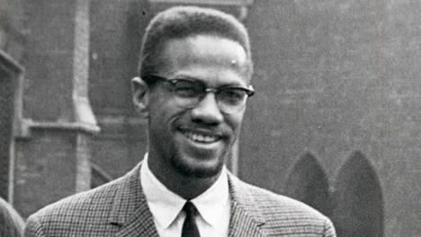 Malcolm X murhattiin vuonna 1965.