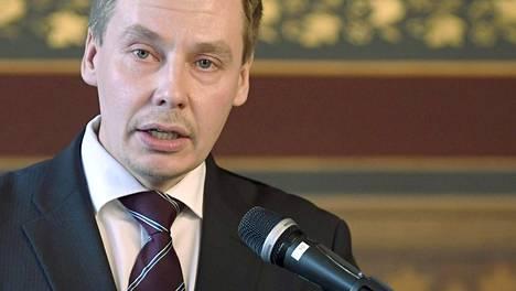Lapsiasiainvaltuutettu Tuomas Kurttila.