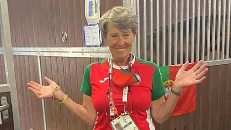 Kouluratsastuslegenda Kyra Kyrklundin olympiaura hakee vertaistaan. 11. kisoissaan 69-vuotias Kyrklund on Portugalin valmentajana.