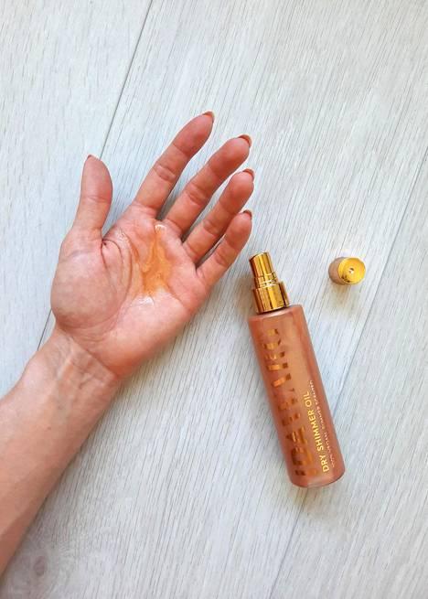 Ida Warg Dry Shimmer Oil, 19,90 € / 100 ml.