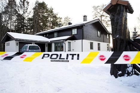 Anne-Elisabeth Hagen vastasi viimeisen kerran puhelimeen 31. lokakuuta kello 9.14. Poliisi uskoo, että nainen siepattiin perheen Lørenskogin kodin kylpyhuoneesta.