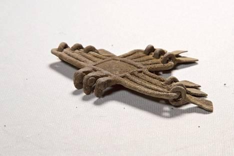 Muinainen koru on todennäköisesti tehty Permissä, Siperian rajamailla.