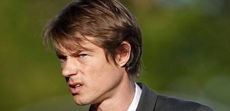 Mika Lehkosuo on HJK:n päävalmentaja.