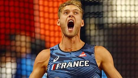 Mayerin matka viime vuonna yleisurheilun MM-kisoissa Dohassa päättyi pettymykseen.