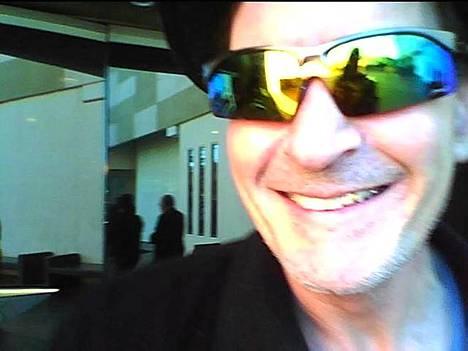 Charlie Sheen deekiksellä Las Vegasissa.