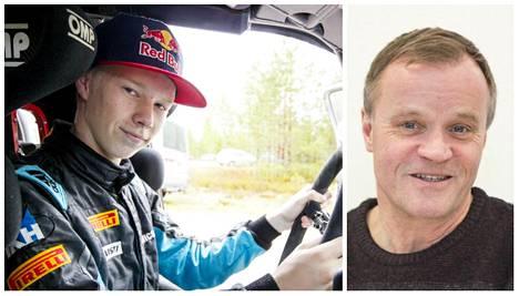 Kalle Rovanperä on tulevaisuuden huippukuljettaja.
