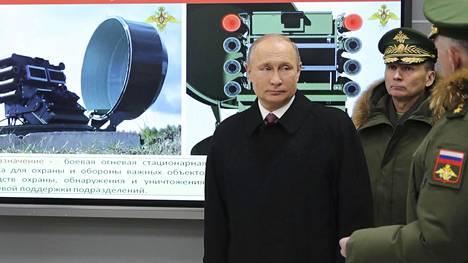 Tiedustelulähteiden mukaan Venäjä on hukannut ydinkäyttöisen ohjuksen, jota presidentti Vladimir Putin taannoin ylisti.