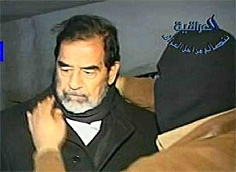 Saddamin hirttämisen näyttänyt video on kiertänyt netissä heti teloituksen jälkeen.