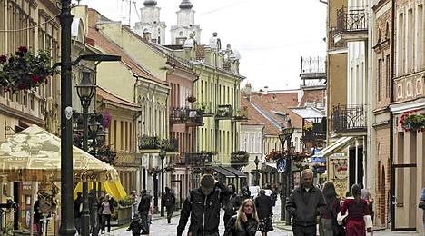 Liettuan viehättävään Kaunasiin eurosentillä? No, ei ihan mutta melkein.