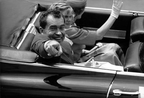 Richard Nixon oli vähällä ottaa perustulon käyttöön 1970-luvun Yhdysvalloissa.