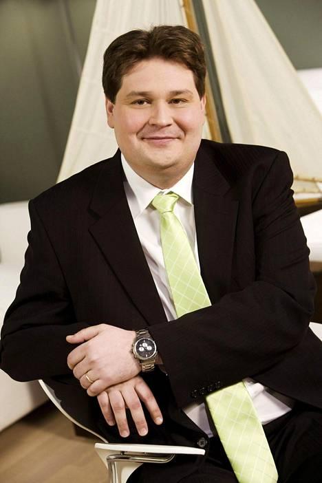 Jethro Rostedt osallistui Diili-ohjelmaan 2009.