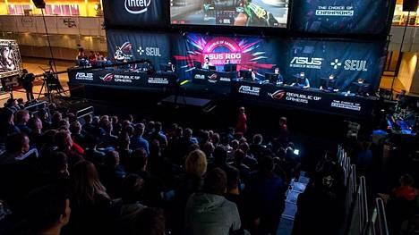 Counter-Strike on isosti mukana GameXpoilla marraskuun alussa.