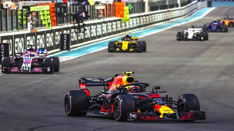 F1-tallilla kova suunnitelma – rangaistuksia tulossa?