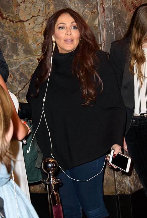 Stella Stolper työskenteli Mariah Careyn kanssa useiden vuosien ajan.