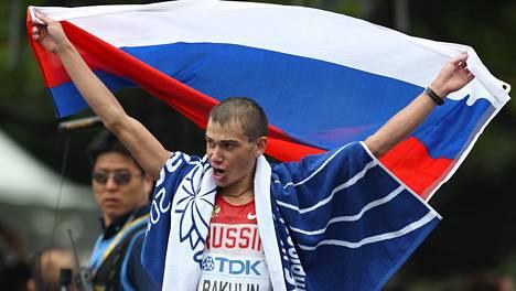Sergei Bakulin oli yksi kilpailukiellon saaneista urheilijoista.