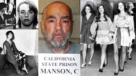"""Susan Atkins oli vain 21-vuotias osallistuessaan maailmaa järkyttäneisiin murhiin – näin Charles Mansonin """"Perheen"""" jäsenille kävi"""
