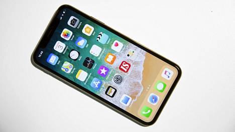 Telian myymät kierrätetyt puhelimet ovat pääosin Applen laitteita. Kuvan kaltainen uudehko iPhone X edustaa tarjonnan kalliimpaa laitaa ja maksaa 699 euroa.