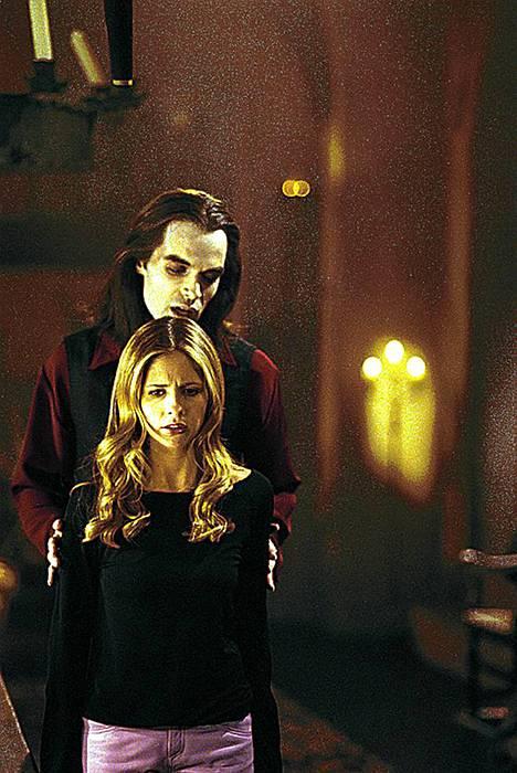 Buffy vampyyrintappajan rooli on Sarah Michelle Gellarin kuuluisin.