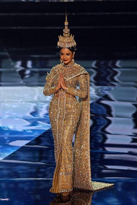 Miss Thaimaa Chalita Suansan