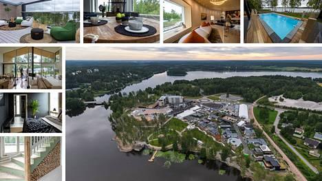 Asuntomessut järjestetään tänä vuonna Lohjalla, Hiidensalmen alueella.