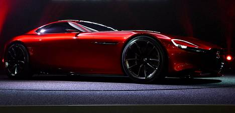 Mazda RX-Vision.