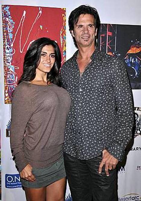 Shawna Craig on kihloissa Lorenzo Lamasin kanssa.
