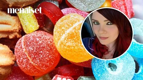 Viisi vuotta sitten Mari, 33, jätti sokerin kokonaan.