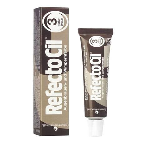 RefectoCil Lash & Brow Colour -kulmaväri kuuluu niin Skincityn kuin Bangerheadin, Elevenin ja Nordicfeelin hetken ostetuimpiin tuotteisiin, 8 €.