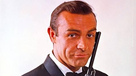 Onko Sean Connery miesihastuksesi?