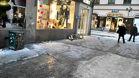 Pommi-isku tapahtui keskellä Tukholmaa.
