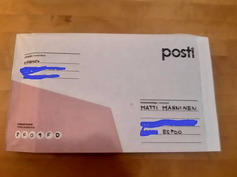 Etsintäkuulutus. Tämän Savonlinnasta lähetetyn postipaketin jäljet päättyvät Postin Kuopion jakelukeskukseen. Mikäli ole nähnyt paketin, ota yhteyttä Suomen Postiin.