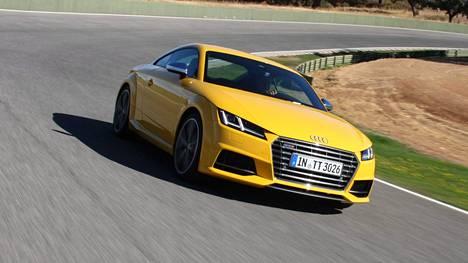 Audi TTS:n saisi vastaisuudessa virittää laillisesti 310-hevosvoimaisesta 391-hevosvoimaiseksi.